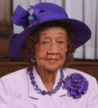 Photo of Dorothy Height