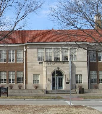 Monroe School in Topeka